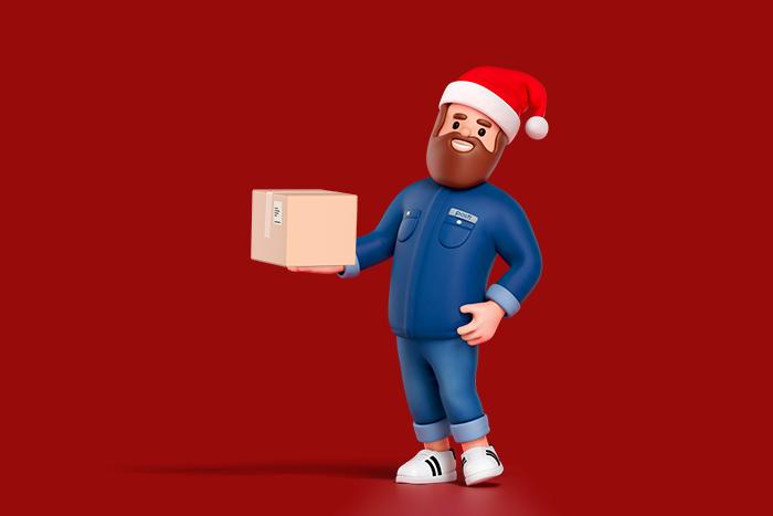 Tule Postille joulutekijäksi!